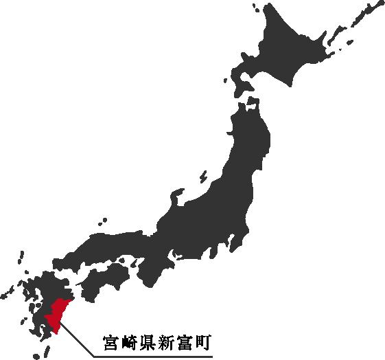 宮崎県新富町